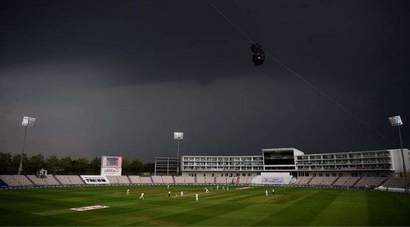 Weather in Southampton today: Will any play happen on Day 3 of ENG vs PAK Ageas Bowl Test?