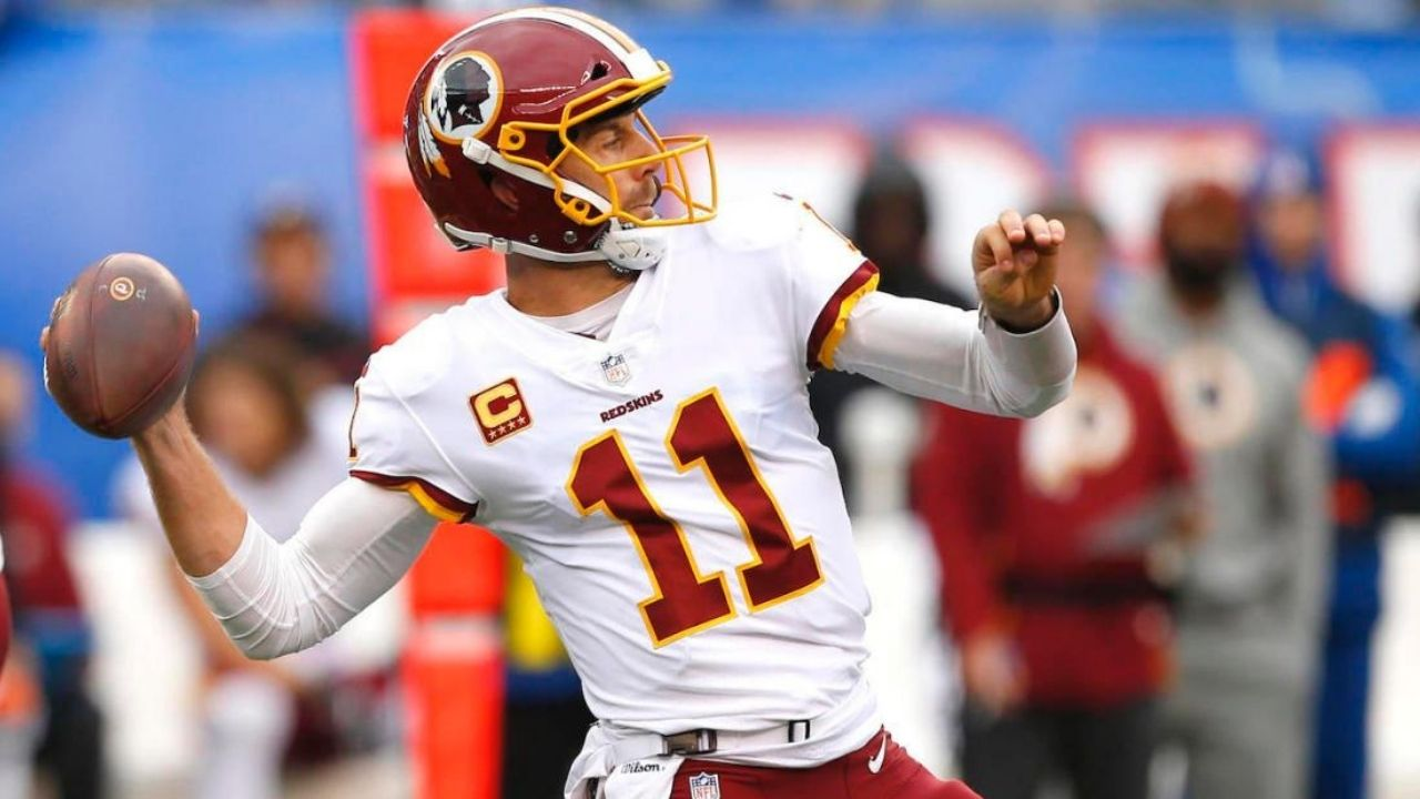Alex Smith Leg Injury What Happened To Alex Smith Leg As He Returns After 21 Months The Sportsrush