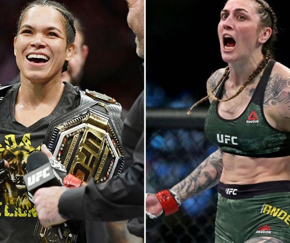 Amanda Nunes Will Return at UFC 256 To Defend Her Featherweight Title Against Megan Anderson