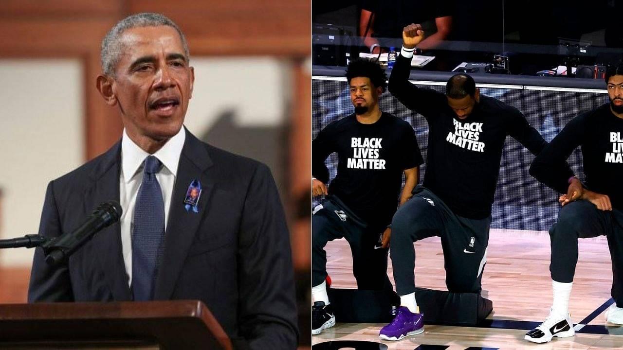 Barack Obama NBA Boycott