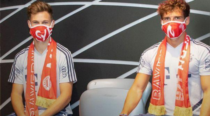 Bayern Munich Face Mask Where to buy official Bayern Munich face mask from