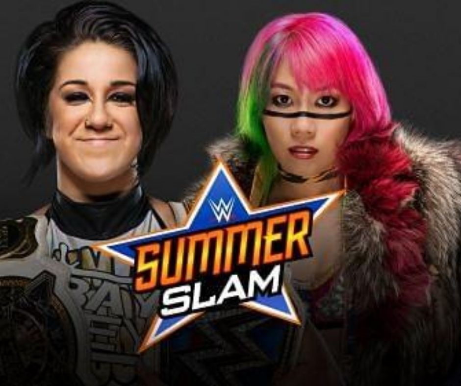 Bayley Rolls Asuka To Retain SmackDown Women's Championship At Summerslam