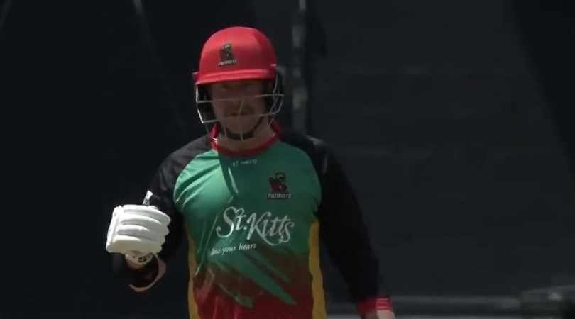Ben Dunk smashes consecutive sixes to propel St Kitts and Nevis Patriots to maiden CPL 2020 win