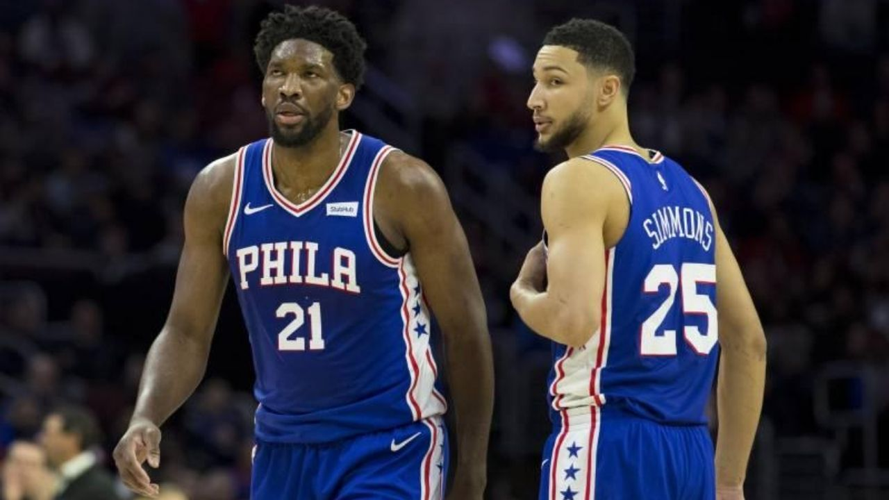 Ben Simmons or Joel Embiid could be traded