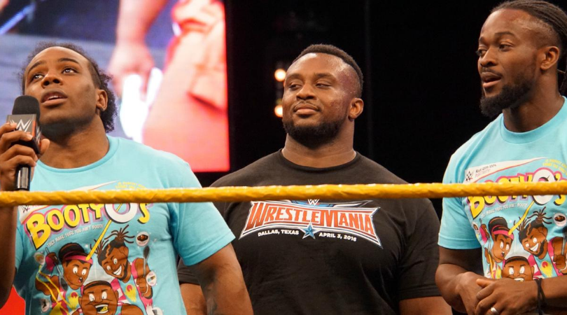 Big E reveals that the New Day were buried by a lot of people backstage