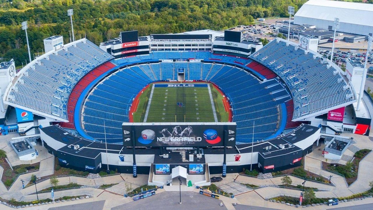 "Buffalo Bills News: Bills rename their field in Orchard park to ""Bills Stadium"""