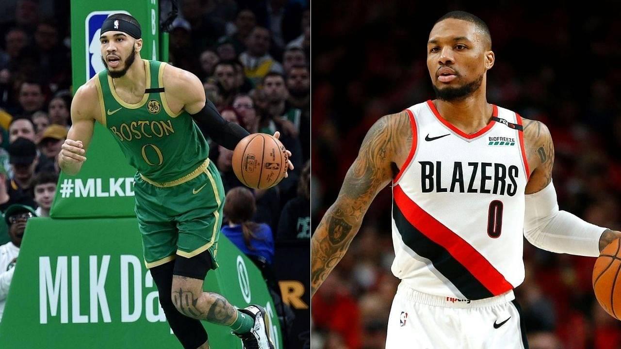 Blazers vs Celtics TV Schedule