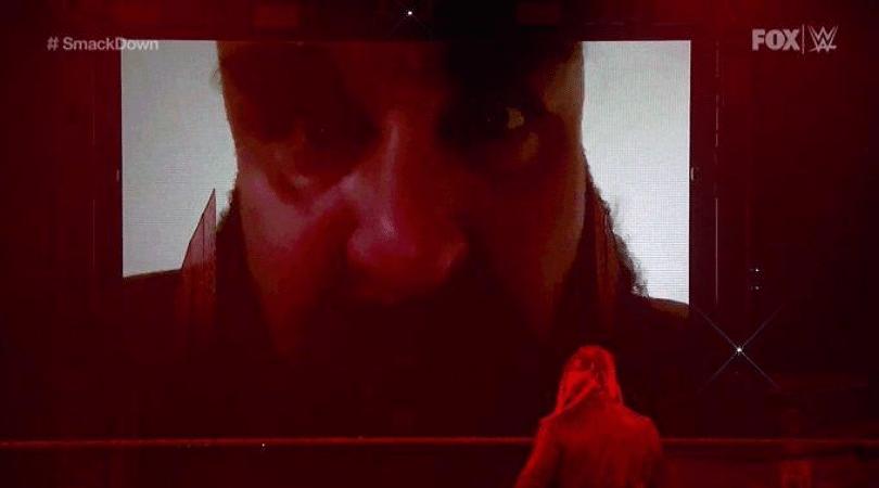 Braun Strowman challenges the Fiend at SummerSlam