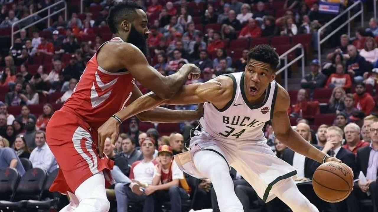 Bucks vs Rockets TV Schedule