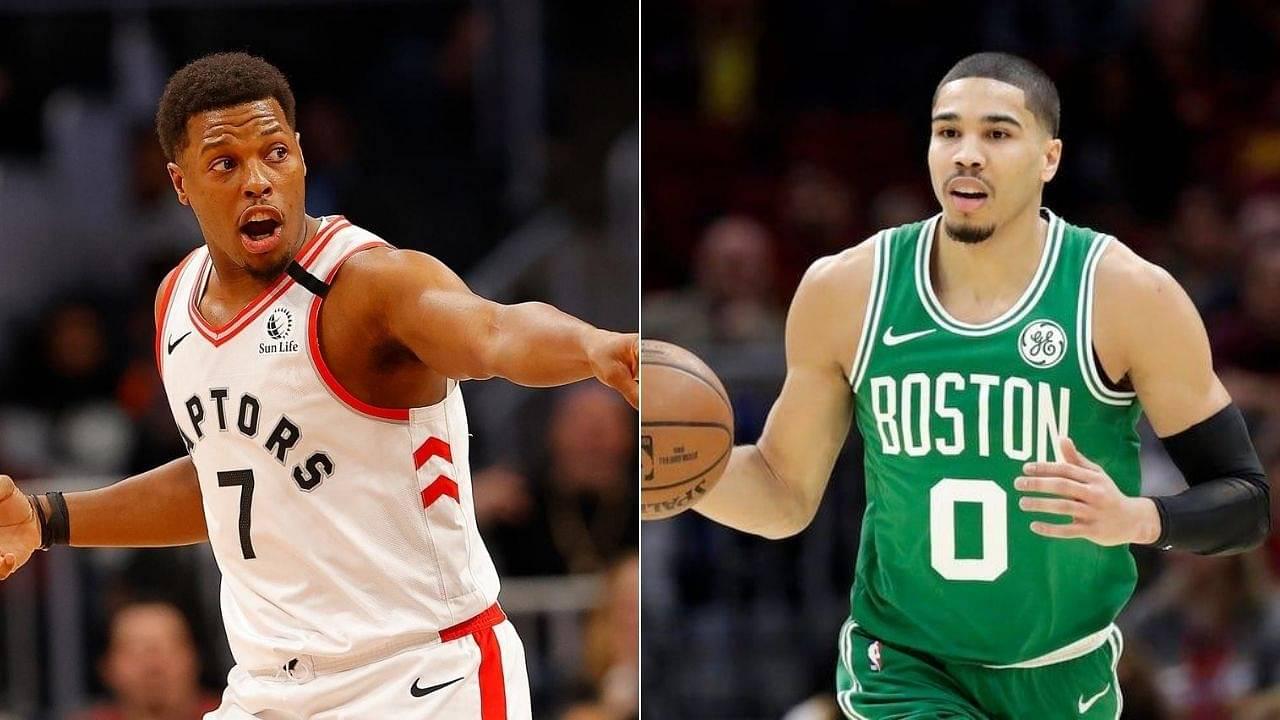 Celtics vs Raptors TV Schedule