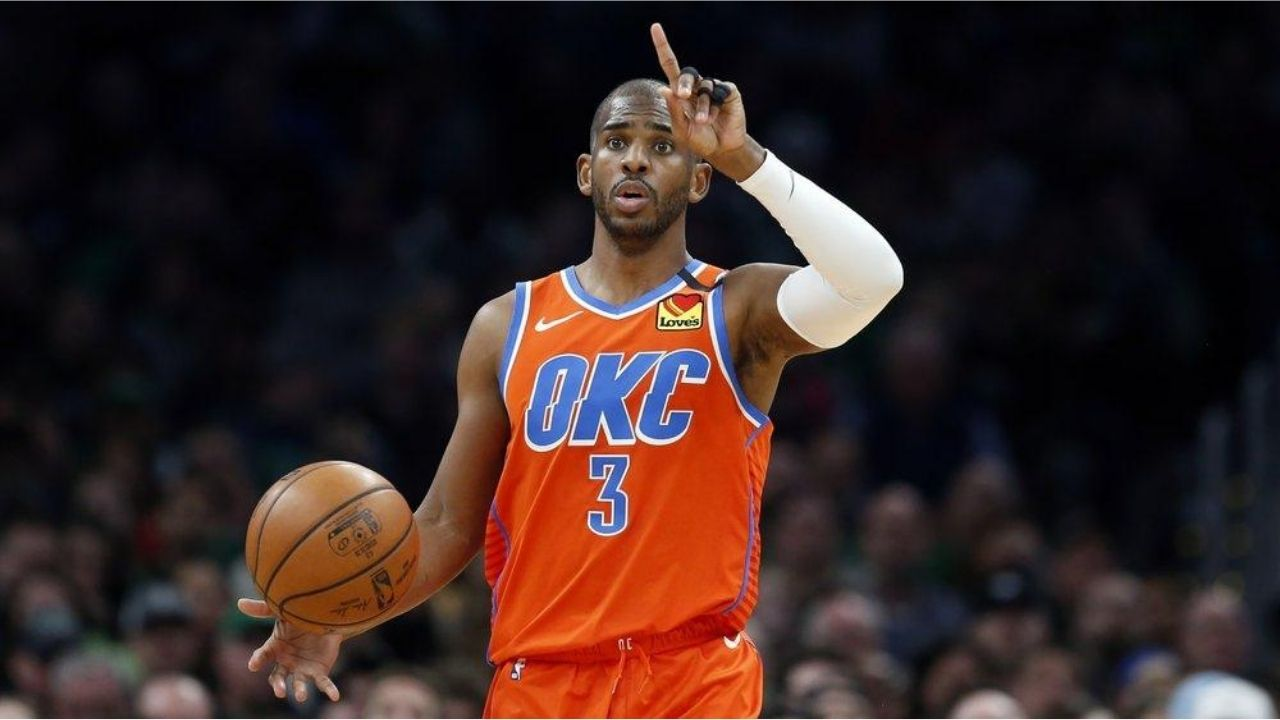 Chris Paul only 20% players registered to vote
