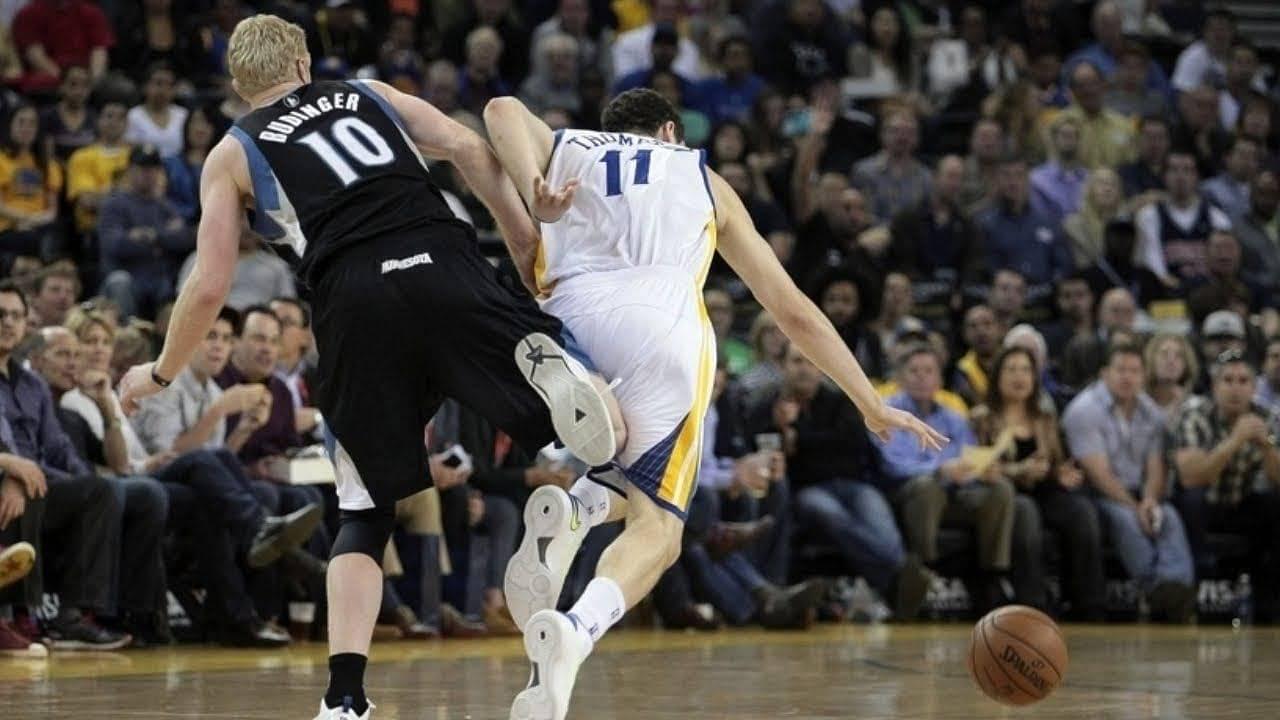 NBA Clear path foul