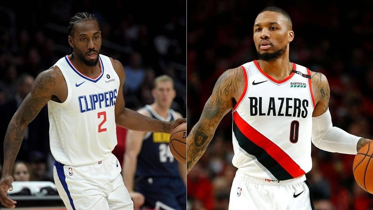 Clippers vs Blazers TV Schedule
