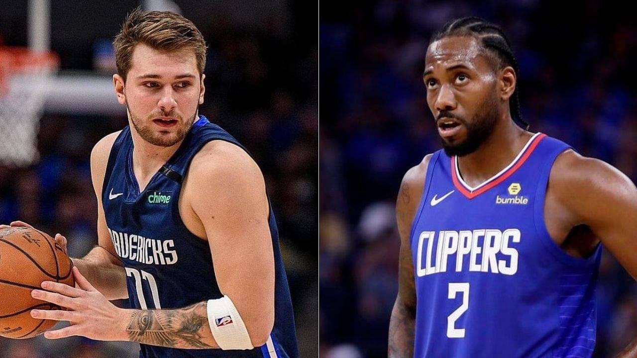 Clippers vs Mavericks TV Schedule