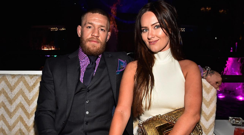 Conor McGregor is engaged to longtime partner Dee Devlin