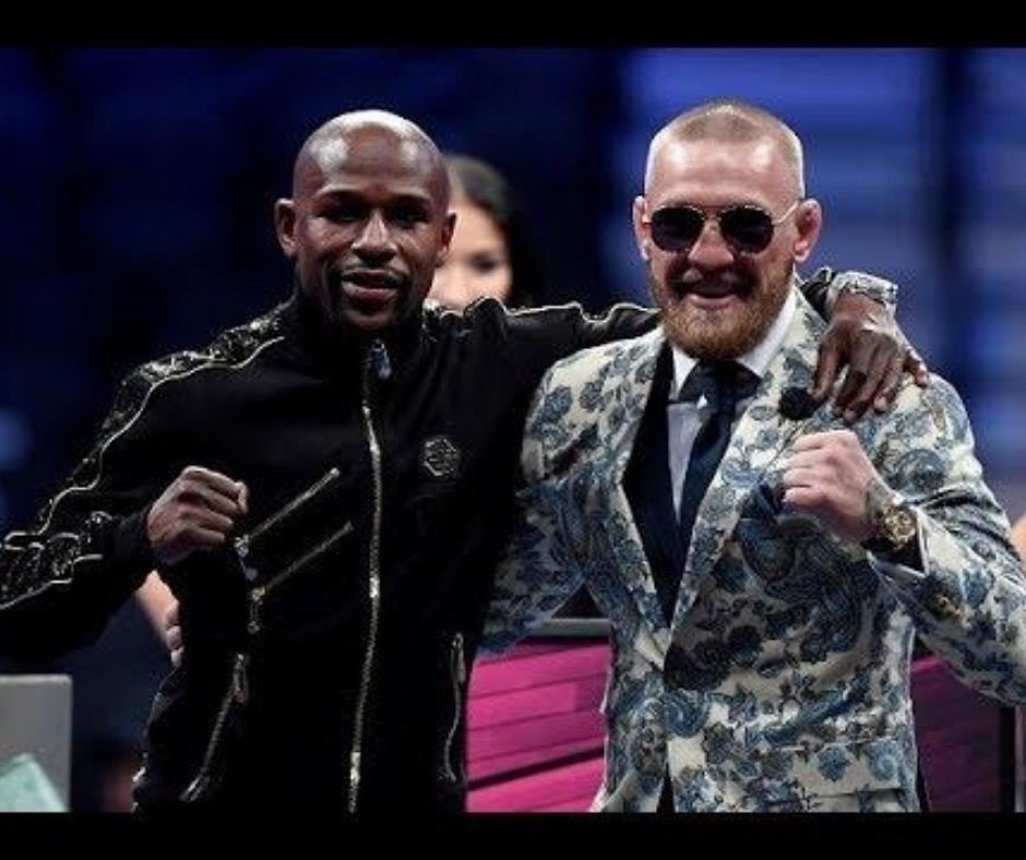 """Conor McGregor Recalls Boxing Bout With Floyd Mayweather and Wishes The Legendary Boxer a """"Happy Retirement"""""""