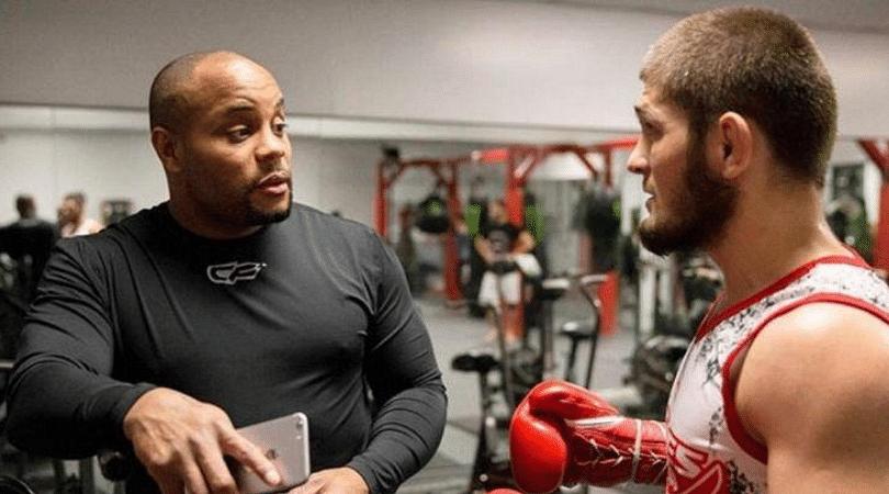 Daniel Cormier admits he was surprised by Khabib Nurmagomedov returning to face Justin Gaethje