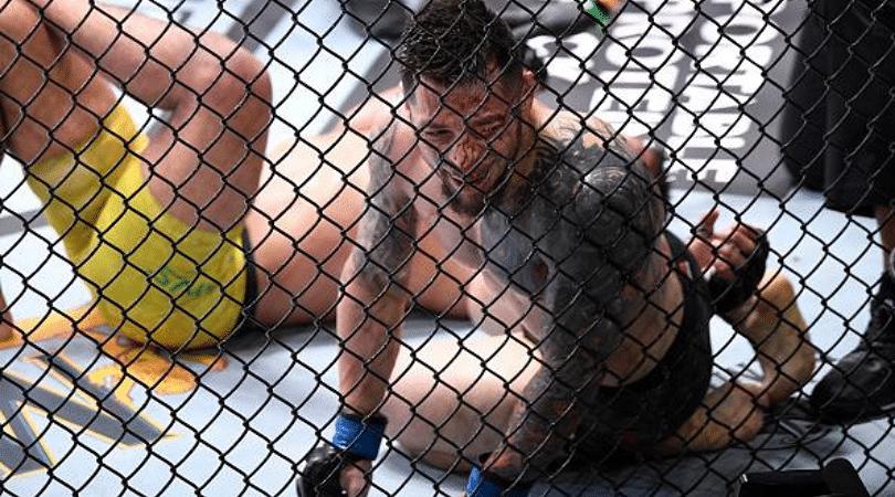 Daniel Pineda batters Herbert Burns to script upset win at UFC 252