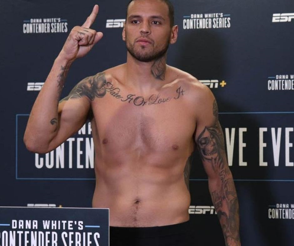 Watch Daniel Rodriguez Making An Incredible Recovery To Register a TKO Win Over Dwight Grant at UFC Vegas 7