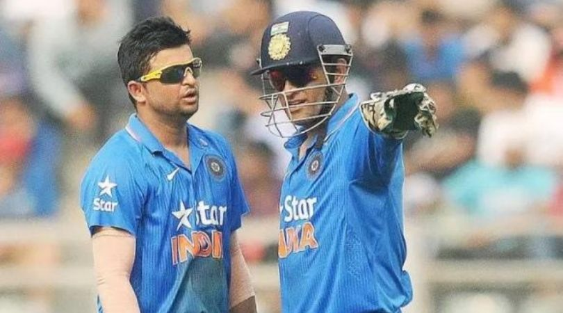 Why MS Dhoni and Suresh Raina retired on Independence Day