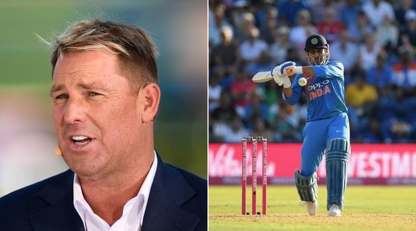 MS Dhoni in The Hundred: Shane Warne considering Dhoni to represent London Spirit at Lord's