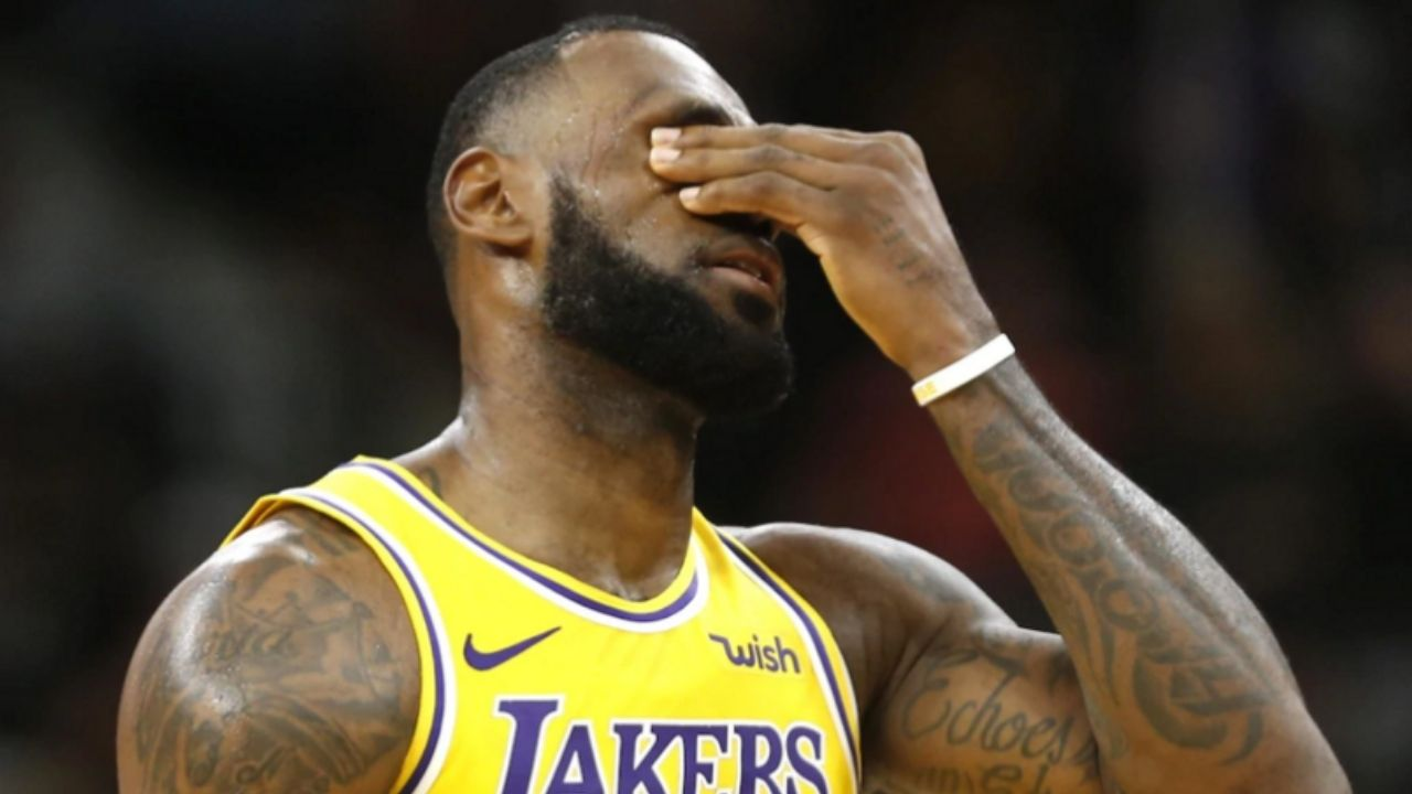 LeBron James 'nothing to do with white people'