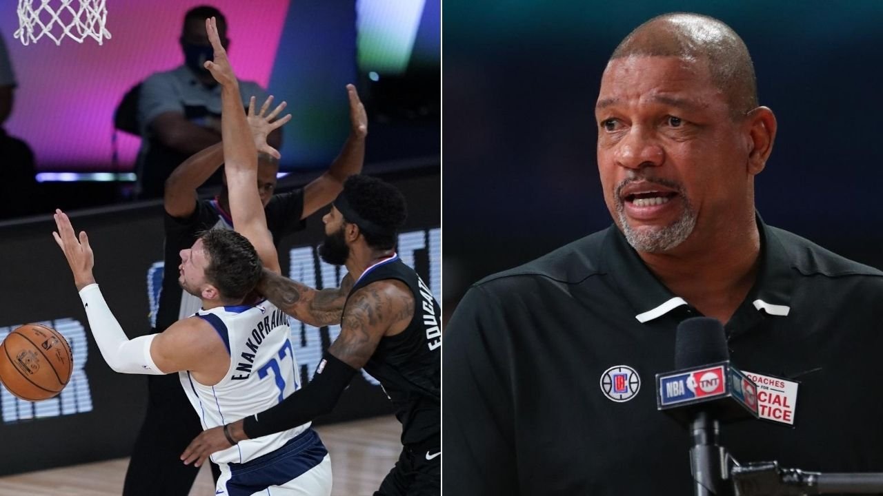 Doc Rivers on Marcus Morris ejection