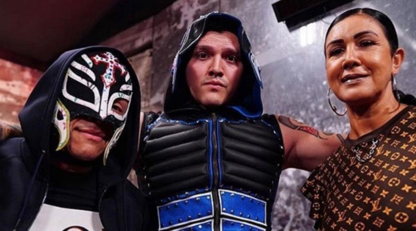 Dominik Mysterio opens up on Vince McMahon's influence on his debut