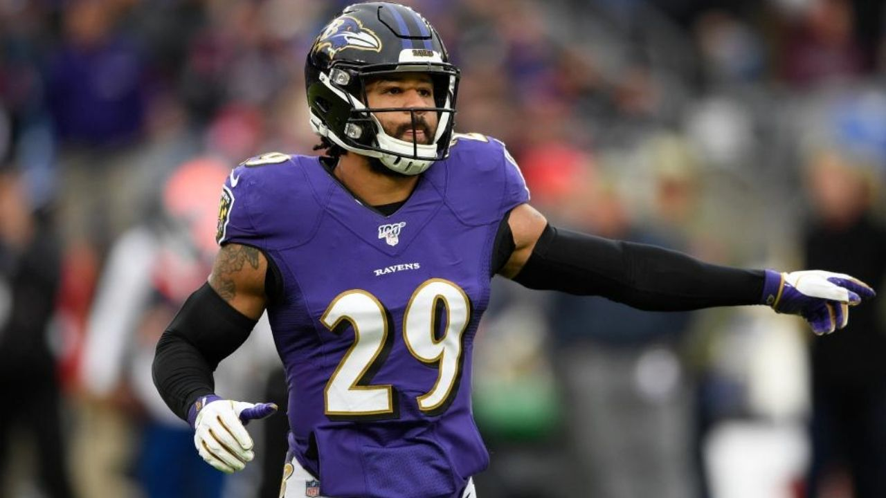 Earl Thomas Fight : Baltimore Ravens release Earl Thomas following training camp dispute