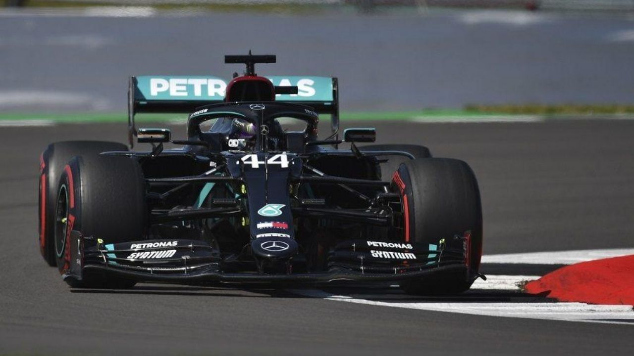 F1 FP1 Results