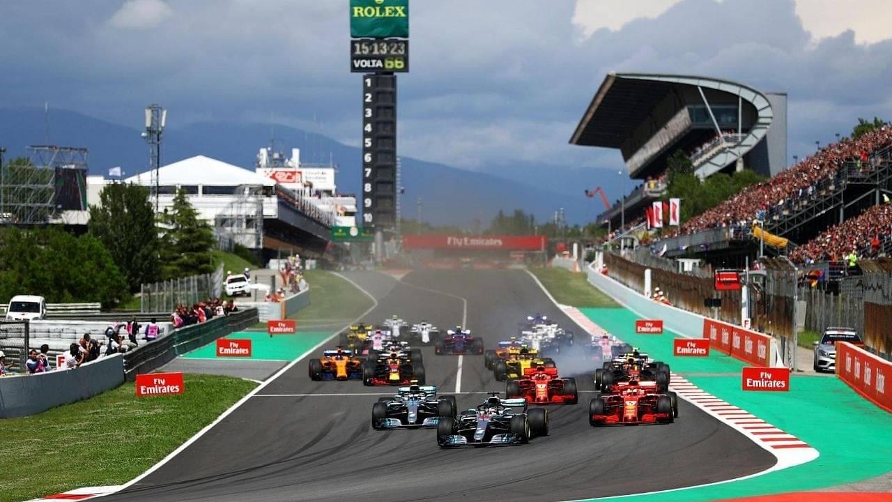 F1 Live Stream Spanish GP 2020