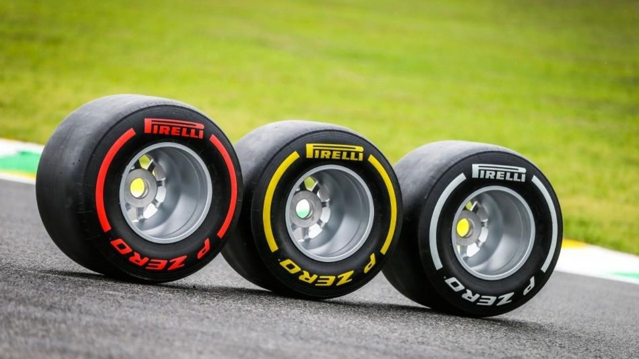 F1 Tire Rules What Tires Do F1 Teams And Drivers Use In Formula 1 Grand Prix Races The Sportsrush