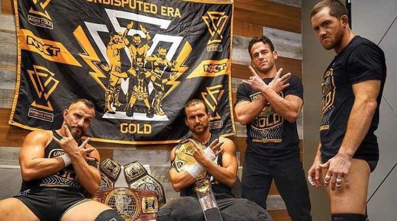 Fans speculate Undisputed Era debut after WWE announces arrival of new Faction on RAW