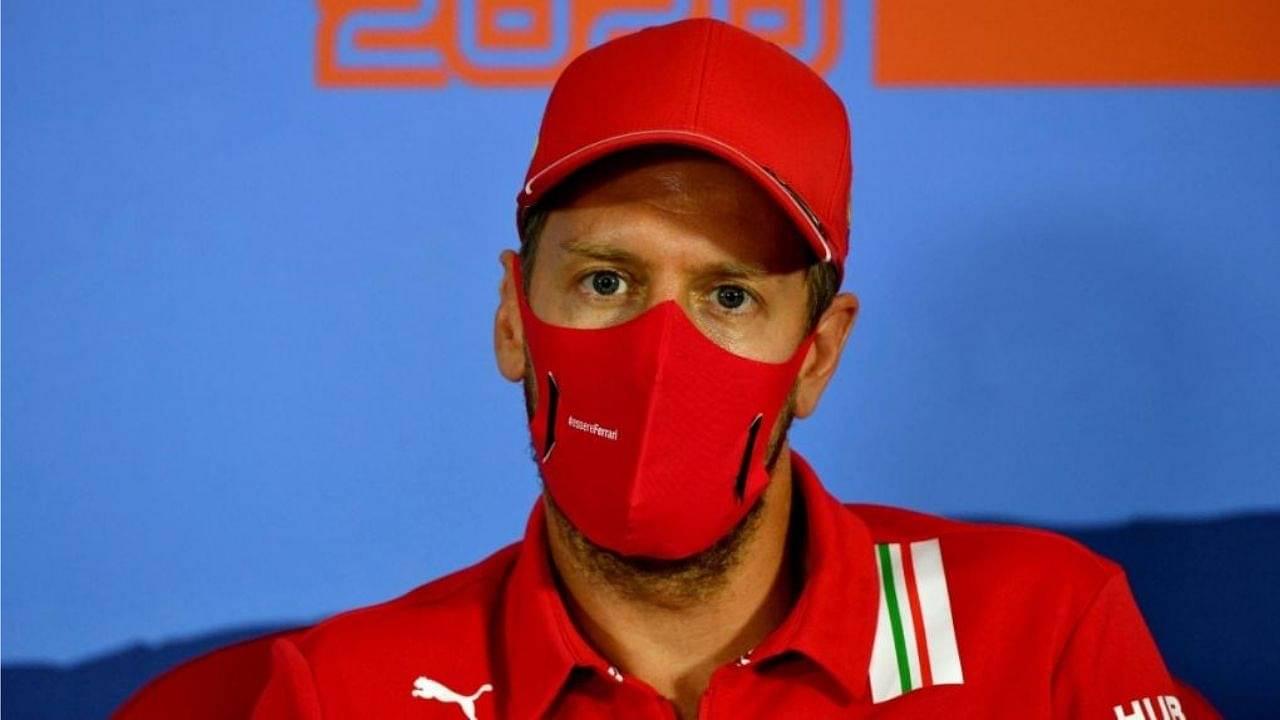 Ferrari F1 news: Sebastian Vettel gives a damning verdict after a shambolic qualifying session at Spa