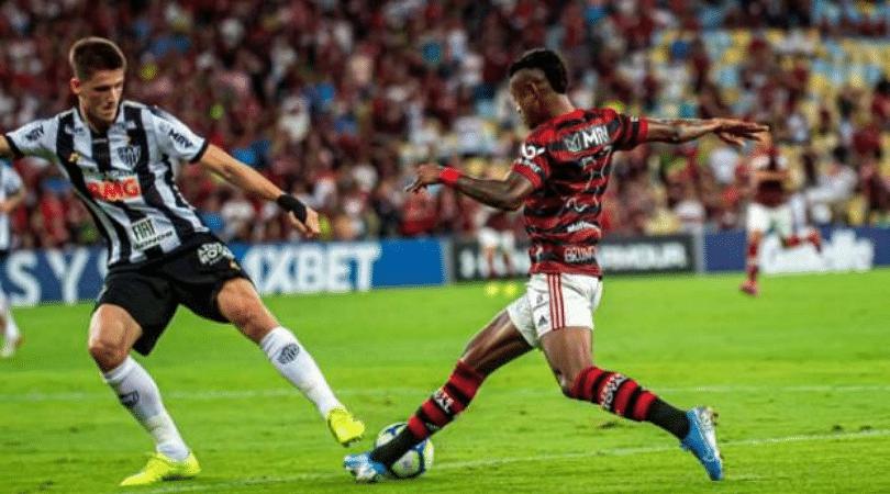 Flamengo Vs Atletico Mineiro