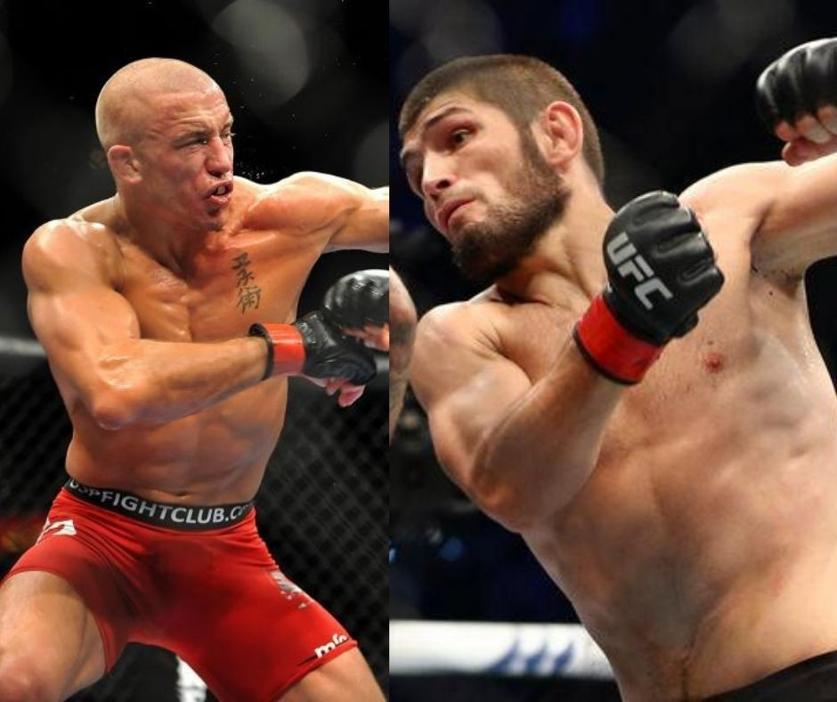 """GSP is Open to Return Against Khabib Nurmagomedov and waiting for """"The Offer I cannot Refuse"""""""