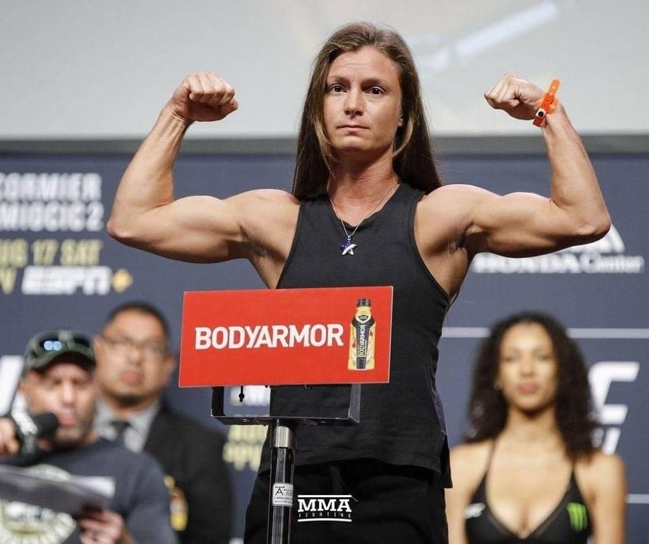 Hannah Cifers Makes an Unappealing Record at UFC Vegas 8