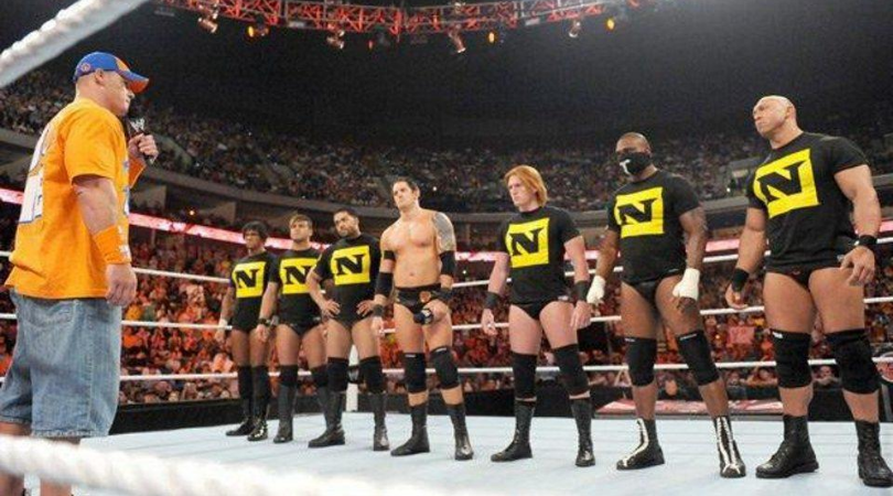Heath Slater opens up on John Cena's role in the downfall of The Nexus