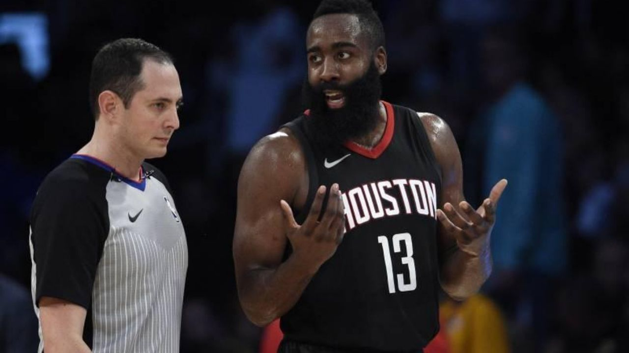 Hostile Act NBA
