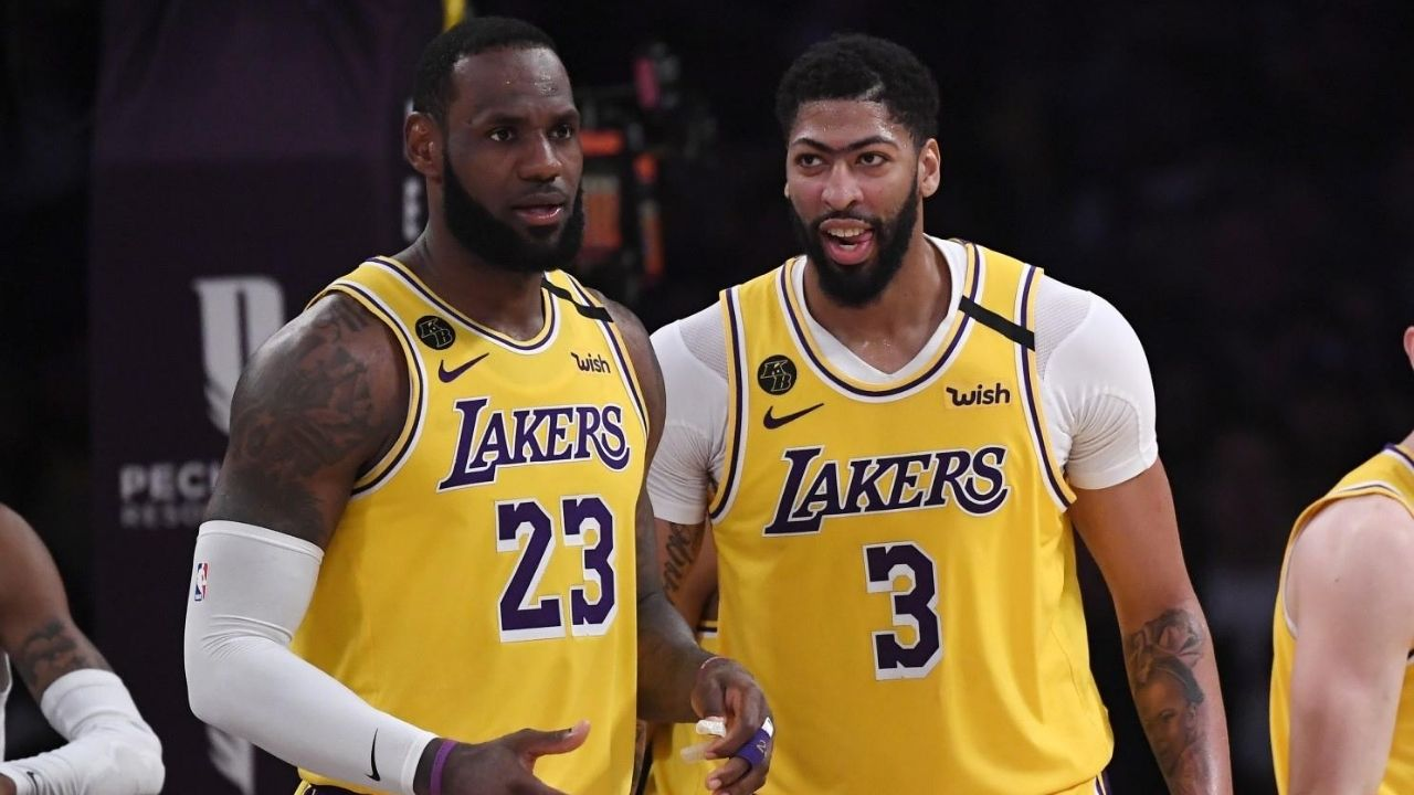 How Lakers can clinch 1st seed in Western Conference