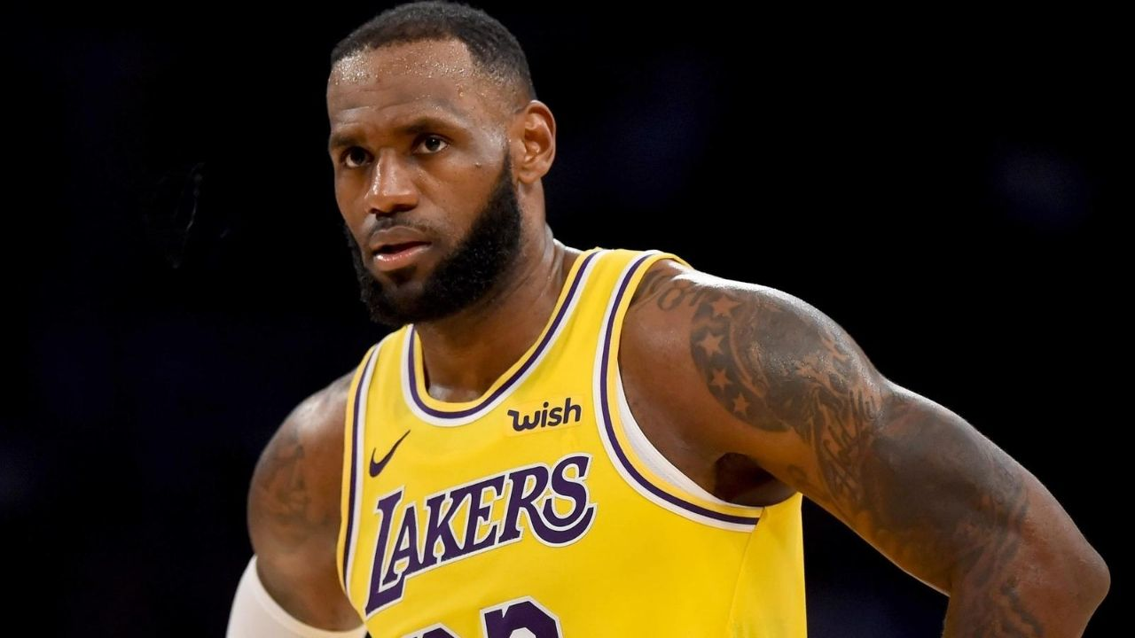 Is LeBron James playing tonight vs Pacers