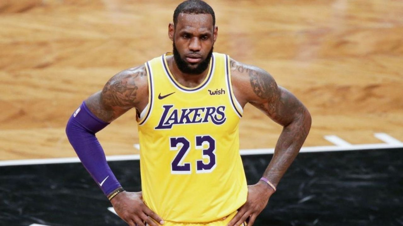 Is LeBron James playing tonight