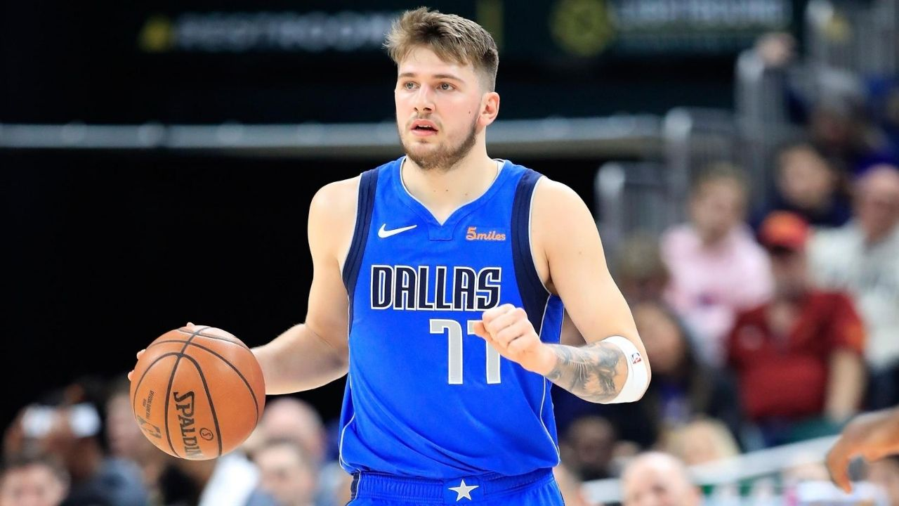 Is Luka Doncic playing today vs Clippers
