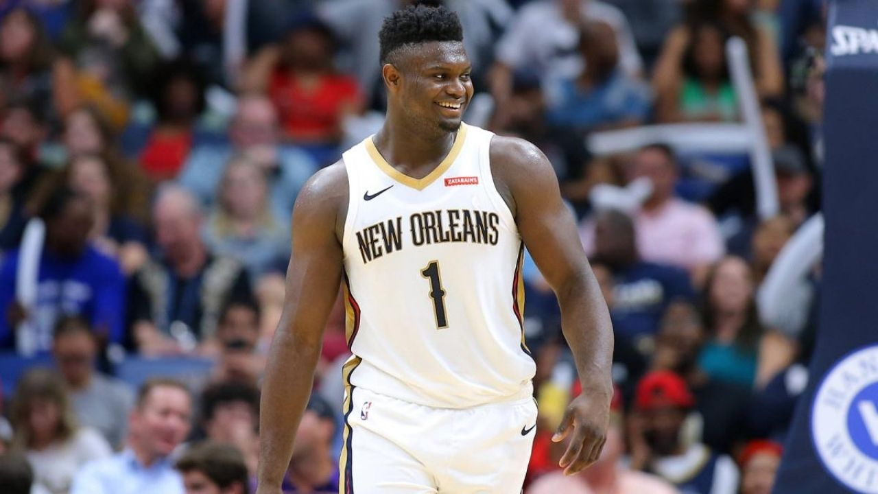 Is Zion Williamson playing tonight vs Spurs