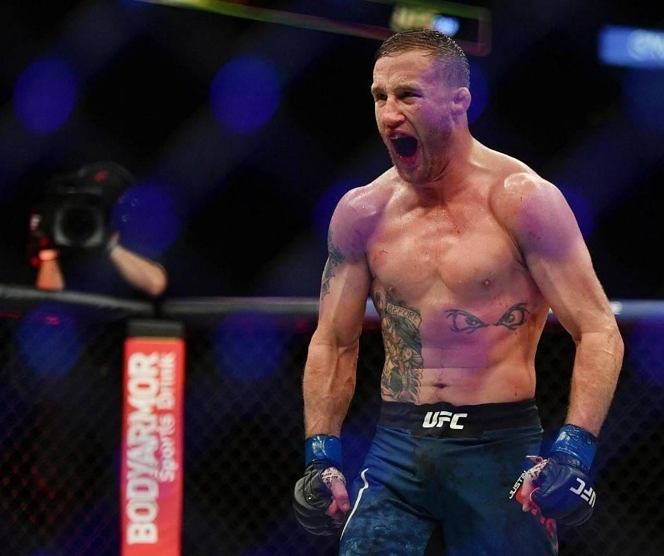 Khabib Nurmagomedov Vs. Justin Gaethje UFC 254: Gaethje Wants The Eagle In The Zone Of Death