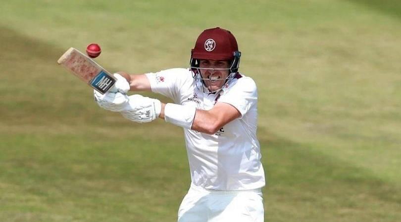 Jamie Overton smashes maiden first-class century vs Warwickshire in Bob Willis Trophy