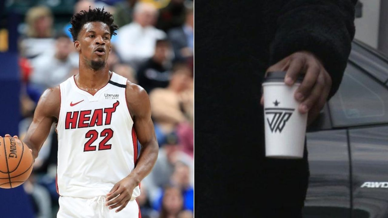 Heat S Jimmy Butler Runs A Coffee Business In The Nba Bubble Charges 20 Per Cup The Sportsrush
