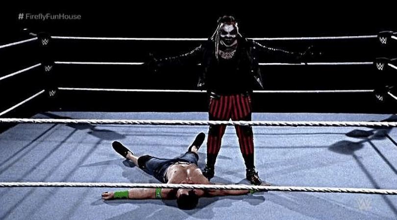 John Cena opens up on his Firefly Fun House match with Bray Wyatt