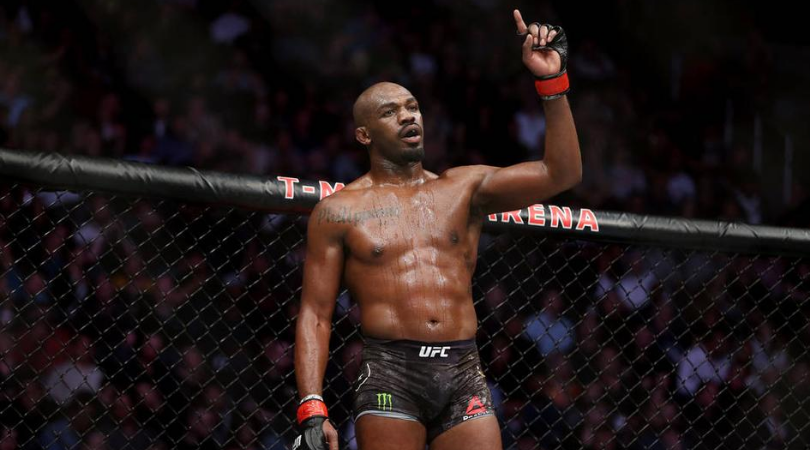 Jon Jones officially declares entry into UFC Heavyweight Division