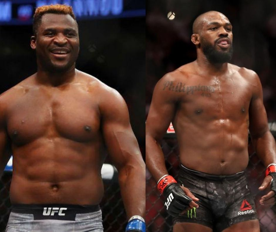 Francis Ngannou Thinks Jon Jones Will Succeed In Heavyweight Division
